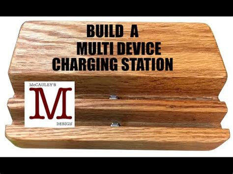 Tablet Wall Mount Diy building a multi device charging station 017 youtube