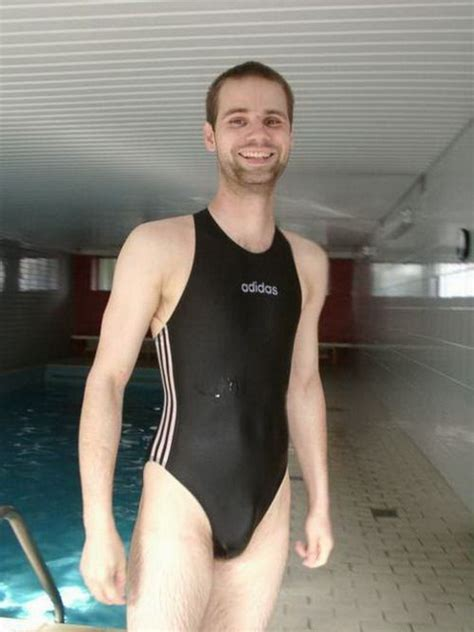 pic of men wearing womens one piece swimsuits pinterest the world s catalog of ideas