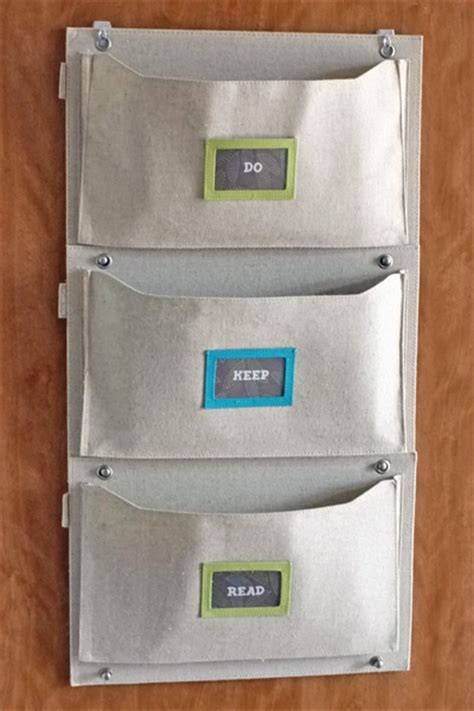 wall pocket organizer back to school projects teal and lime by jackie hernandez