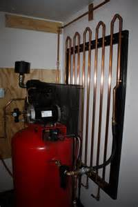 Air Line Plumbing by Compressor Plumbing And Manifolds Used To Remove Water And
