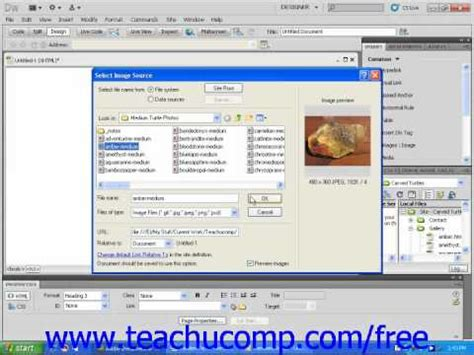 tutorial photoshop dreamweaver website 301 moved permanently