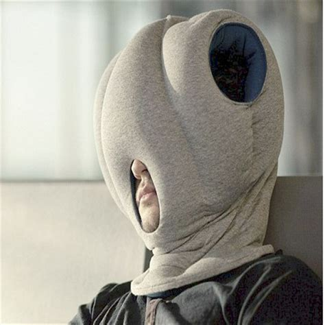 Ostich Pillow by Wholesale Prices The Magical Ostrich Pillow Office The Nap