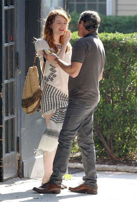 emma stone joaquin phoenix emma stone and joaquin phoenix on woody allen movie set in