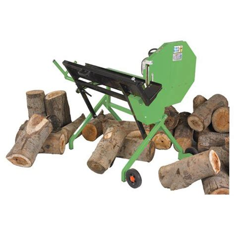 log saw bench handy electric log saw bench 1600w 240v ebay