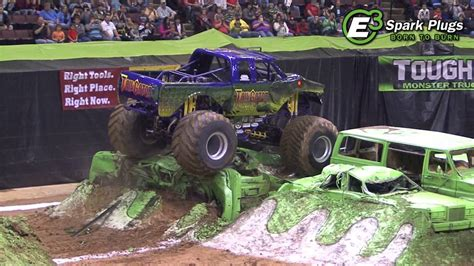 monster truck show biloxi ms tmb tv original series episode 6 1 toughest monster