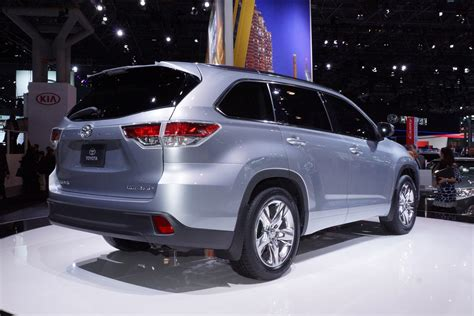 Toyota New York Toyota Highlander Suv New York 2013 Picture 83837