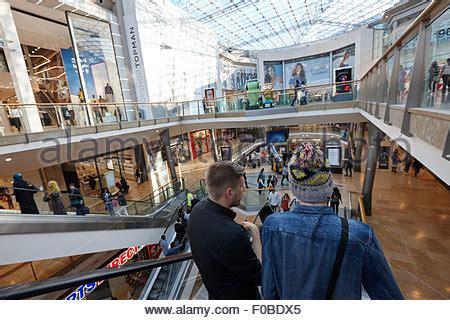 Cq Live Birmingham Debenhams Bullring Centre by Inside The Bullring Shopping Centre In Birmingham Stock