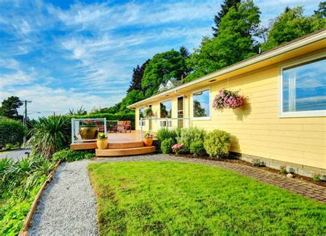 exterior house colors 7 shades that scare buyers away bright yellow house exterior house colors 7 shades that