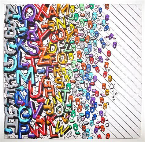 graffiti lettere alfabeto alfabeto quot graffiti quot cor graffiti