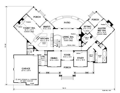 house of the week floor plans plan of the week archives page 2 of 10 house plans blog