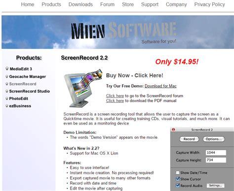 software untuk membuat video tutorial gratis 12 screencasting software untuk membuat video tutorials