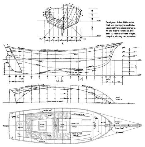 rc boat catamaran hull plans nakl