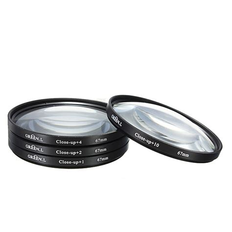 Filter Kamera Nikon D3000 macro 67mm filter up lens set for nikon d3000 d3100