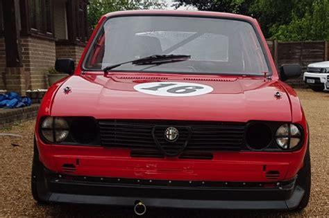 Alfa Romeo Alfasud by Racecarsdirect Alfa Romeo Alfasud Race Car Will Be