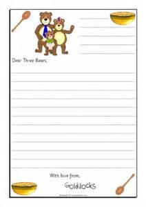 letter writing frames and printable page borders ks1 ks2