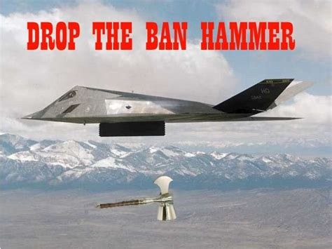 Ban Hammer Meme - image 65305 banhammer know your meme
