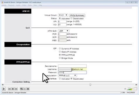 Modem Speedy Tp Link Td W8151n cara setting modem speedy tp link td w8151n