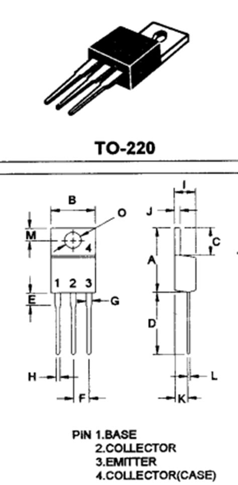 transistor a940 2 a940 datasheet pdf mospec datasheetbank