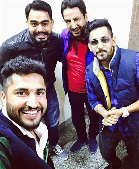 prabh gill with his wife babbal rai marriage pics jassie gill with maan saab prabh