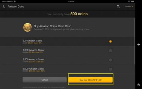 How To Redeem Amazon Gift Card On Ipad App - amazon coins what are they and how to use them