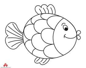 School Clipart Outline by Fish Outline Clipart Free Clipart Design