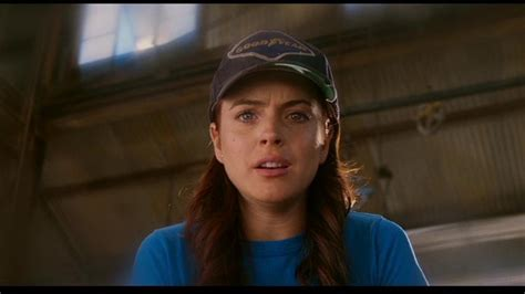 Linday Lohan And Are Terrible Actors by Picture Of Lindsay Lohan In Herbie Fully Loaded Lindsay