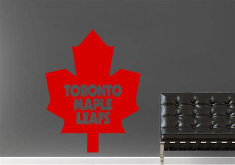 Wall Sticker Green Maple Leaves Ay 9145 Uk 60 Cm X 90 Cm canada toronto maple leaf world flags wall stickers adhesive wall sticker