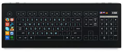 Keyboard Optimus Maximus optimus tactus keyboard