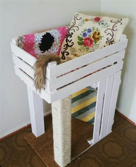 diy cat beds 25 best homemade cat beds ideas on pinterest cat trees