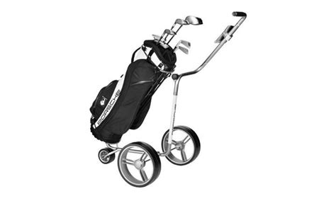 Porsche Golf Trolley porsche golf trolley