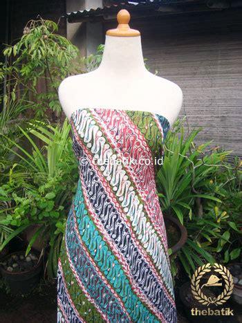 Kain Batik Barong Abstrak 2 jual bahan kemeja batik dobi motif parang warna warni