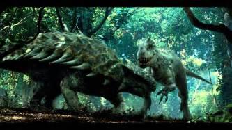 jurassic indominus rex ankylosaurus scene