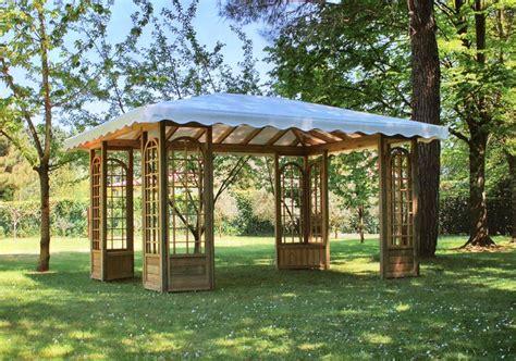 immagini gazebo da giardino gazebo in legno da giardino galleria di immagini
