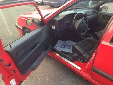 Volvo 850 Manual Transmission by Buy Used 1996 Volvo 850 R Sedan 4 Door 2 3l 5 Speed Manual