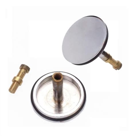 bathtub stopper chrome plated brass basin bathtub drain bath stopper