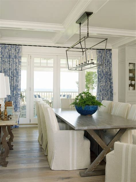 coastal living dining room coastal living showhouse home bunch interior design ideas