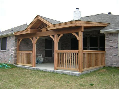 covered back porch designs backyard covered patios and decks covered deck and patio