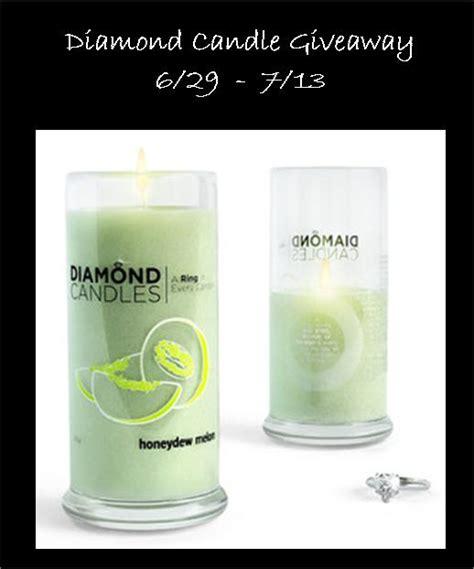 diamond candle giveaway - Candle Giveaway