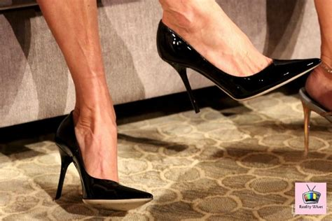 Yolanda Fosters Reunion Shoes | real housewives of beverly hills reunion fashions
