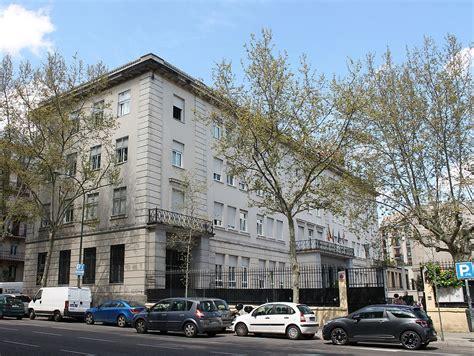 consolato italiano madrid scuola statale italiana di madrid