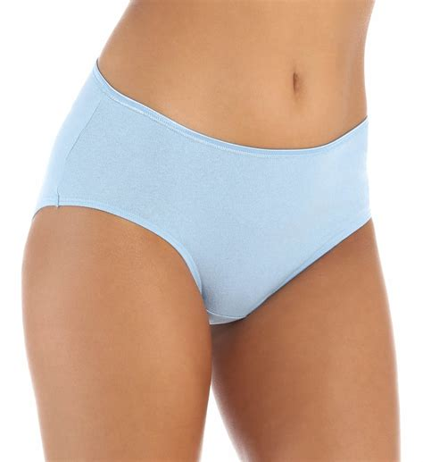 Vanity Fair Thongs by Vanity Fair True Comfort 100 Cotton 5
