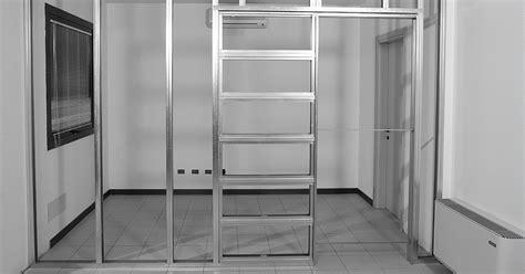 pareti interne in cartongesso la versatilit 224 dei controtelai per le pareti in cartongesso