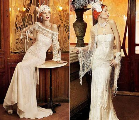 imagenes de vestidos de novia estilo años 20 vestidos de novia a 241 os 20
