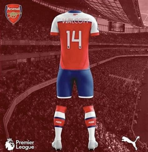 arsenal fifa 17 new arsenal 2016 17 home kit shock on fifa 17 product