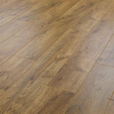 15mm atlanta oak v groove embossed laminate flooring
