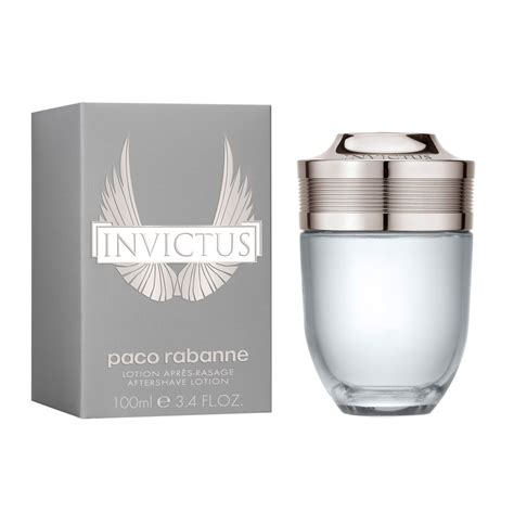 Paco Rabanne Invictus 100ml paco rabanne invictus aftershave lotion 100ml jarrold