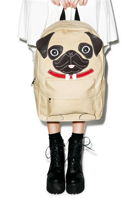 pug backpack precious pug backpack dolls kill