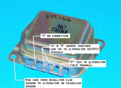 wilson alternator wiring diagram 1970 get free image