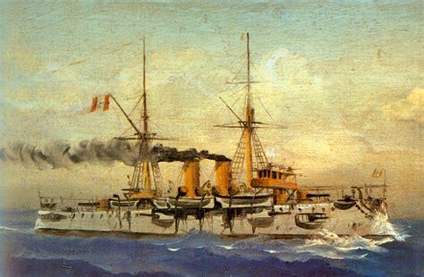 barco de vapor peru 2018 crucero coronel bolognesi 1907 arriba y abajo