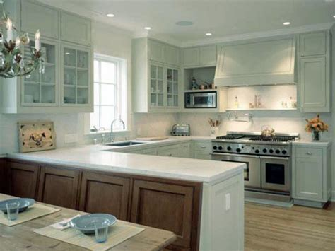 U Shaped Kitchen Layout With Island Wallpapers Download U Shaped Kitchen Designs Pictures